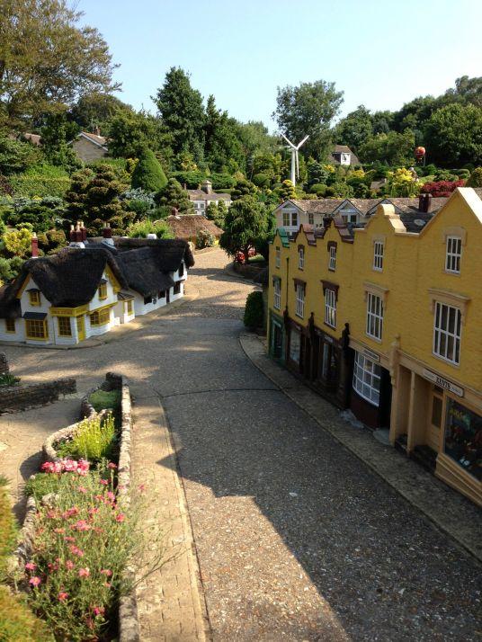 Model Village Street